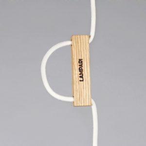 Lampari Rhoda CL Vert Céladon / Blanc