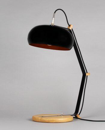 Lampari Rhoda TBL Noir / Cuivre